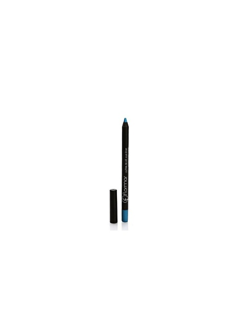 Flormar Great Look Ultra Blue Eyeliner Mavi